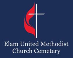 Elam Cemetery Logo